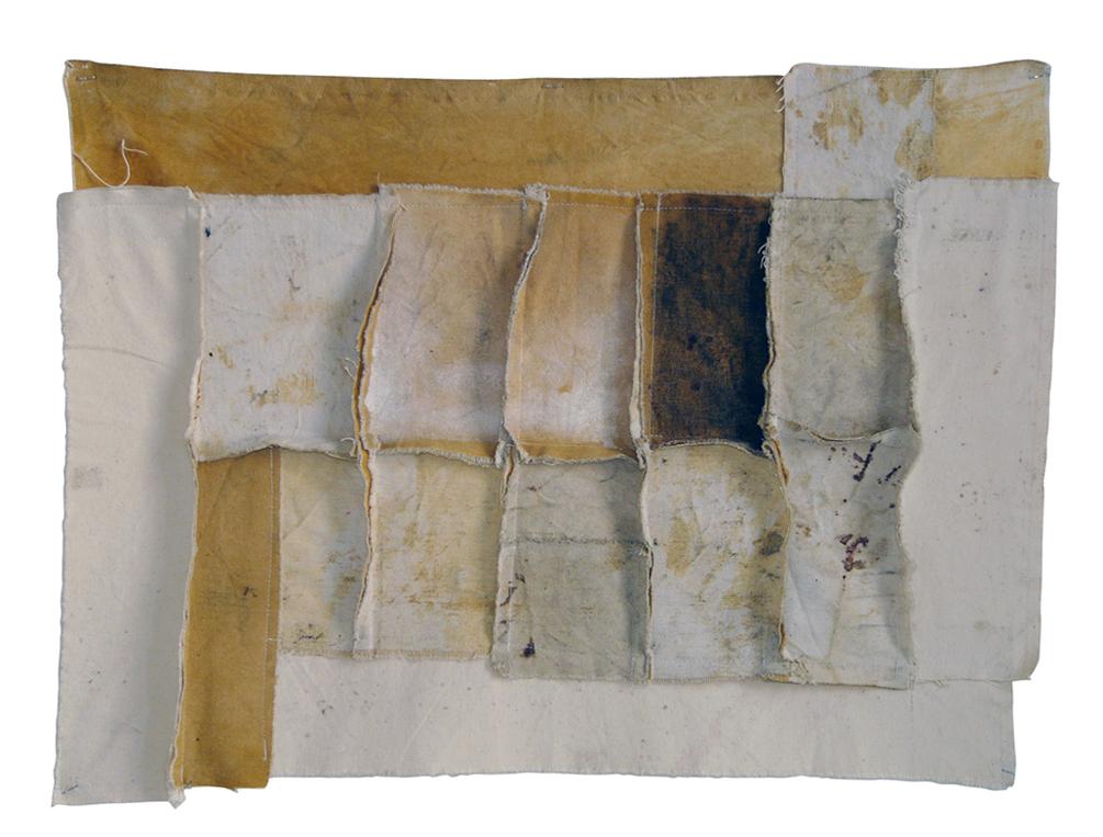 Fragmento 1 | 2000 | Técnica mixta | 60 x 45 cm