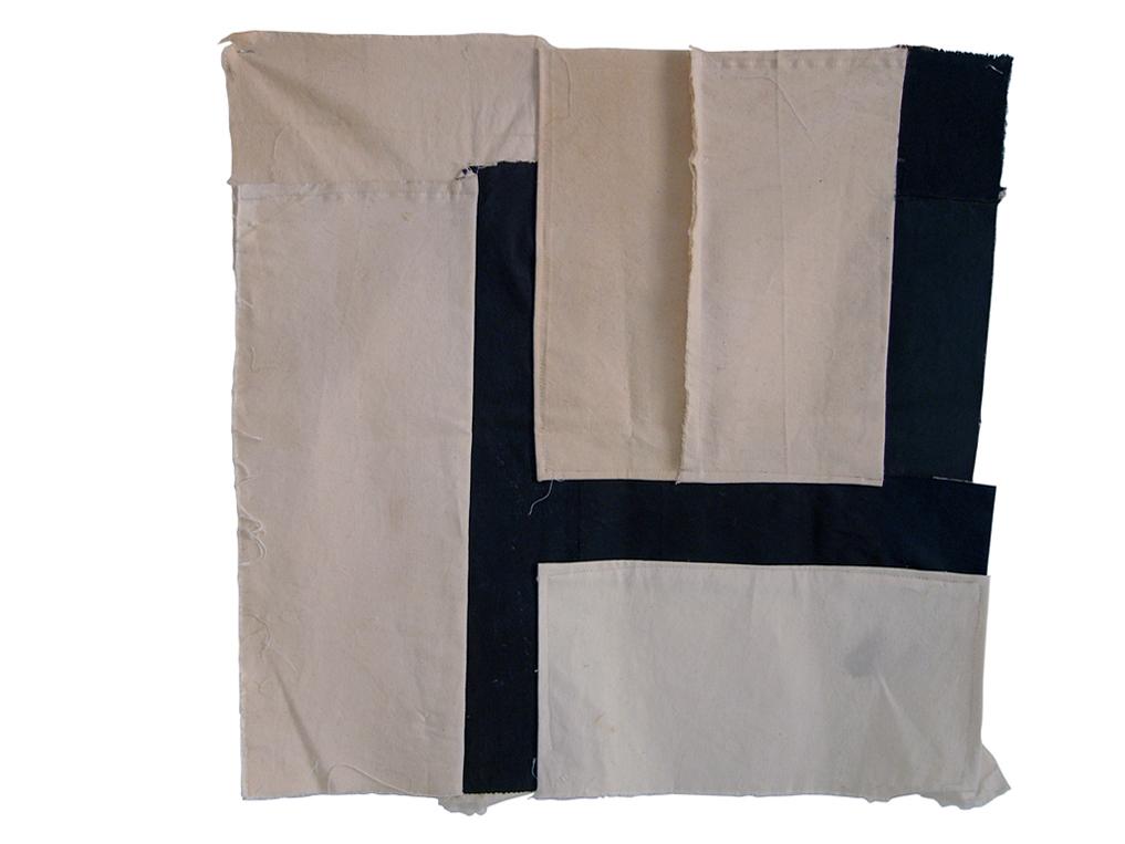 Fragmento 2 | 2000 | Técnica mixta | 50 x 50 cm