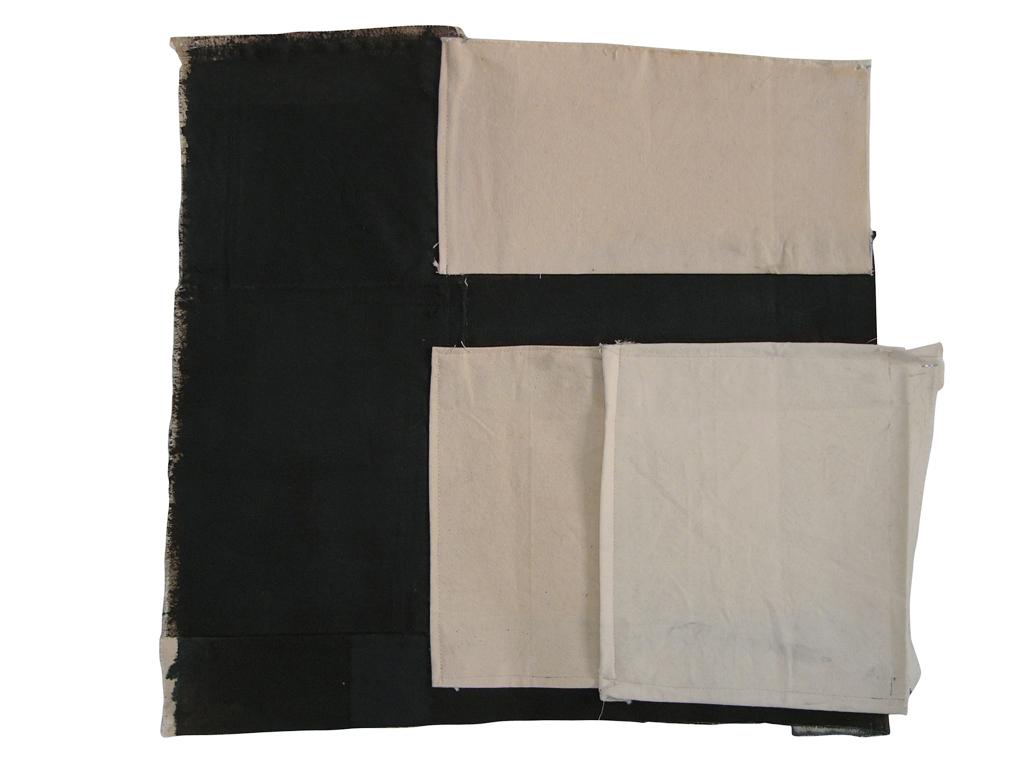 Fragmento 3 | 2000 | Técnica mixta | 50 x 50 cm