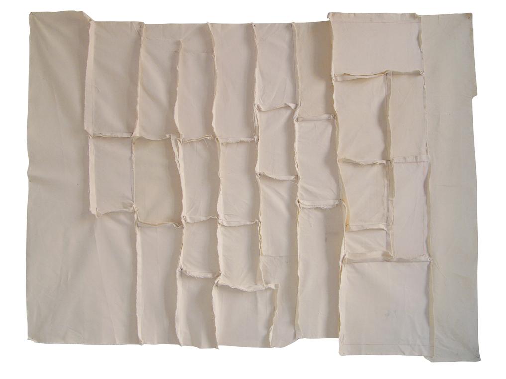 Fragmento 6 | 2000 | Técnica mixta | 175 x 150 cm