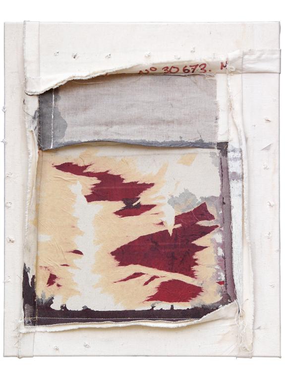Arrancado | 2000 | Técnica mixta | 50 x 65 cm