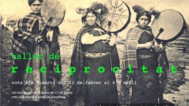 APRENDIZAJE COMUNITARIO | TALLER DE RECIPROCIDAD